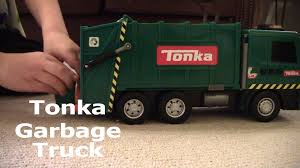 Garbage Truck Video - Green Tonka Rear Loader - YouTube Garbage Truck Videos For Children Tonka Front Loading Toy Bruder And Birthday Party Crafts Bathroom Essentials For L Green Picking Stock Photos Images Alamy Toyota Hilux Behind The Wheel Amazoncom Mighty Motorized Tow Vehicle Toys Games Chuck Friends My Talking Updated Video Playskool E14206m Toddler Dump Trucks Coloring 15f Costume With Balls Check Out Ford F750 Tonka News Views Challenge Waca Western Australia Cricket