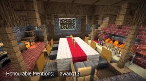Minecraft Kitchen Ideas Youtube by Minecraft Furniture Server Medieval Contest Youtube