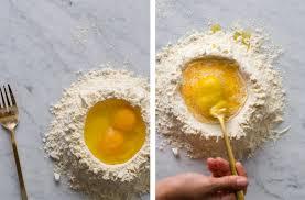 Homemade Pasta Pasta Dough recipe with variations
