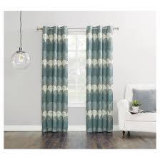 malta thermal lined room darkening curtain panel sun zero target