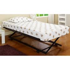inroom designs rollout pop up trundle bed walmart com