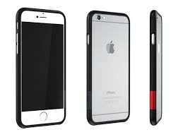 ThinEdge slim frame bumper case for iPhone 6