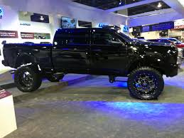 Side View Ram Monster Truck - Global High Performance