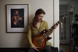 Galadrielle Retraces Path Of Duane Allman, Dad She Never Met | Duane ...