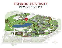 Lampe Campground Erie Pa by Edinboro University Map My Blog