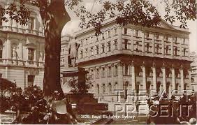 bureau de change sydney 1930s the past present