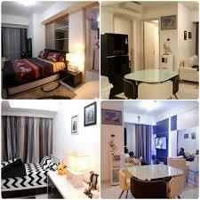 100 Ritz Apartment APARTEMEN DISEWAKAN Disewakan La Mansion 2Br