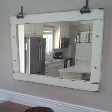 Mirrors | Pine Shack Barn Board Picture Frames Rustic Charcoal Mirrors Made With Reclaimed Wood Available To Order Size Rustic Wood Countertops Floor Innovative Distressed Western Shop Allen Roth Beveled Wall Mirror At Lowescom 38 Best Works Images On Pinterest Boards Diy Easy Framed Diystinctly Mirror Frame Youtube Bathrooms Design Frame Ideas Bathroom Bath Restoration Hdware Bulletin Driven By Decor