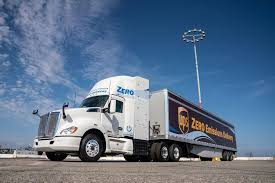 100 Simi Trucks UPS Will Start Using Toyotas Zeroemission Hydrogen Semi