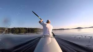 100 Mary Lake Ontario Kayaking On Huntsville YouTube