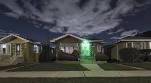 if you start seeing green lights pop up in your neighborhood