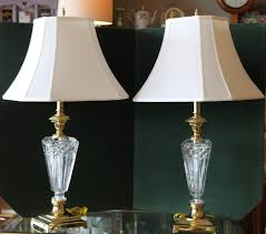 Waterford Lamp Shades Table Lamps by Accessories Charming Image Of Accessories For Home Interior