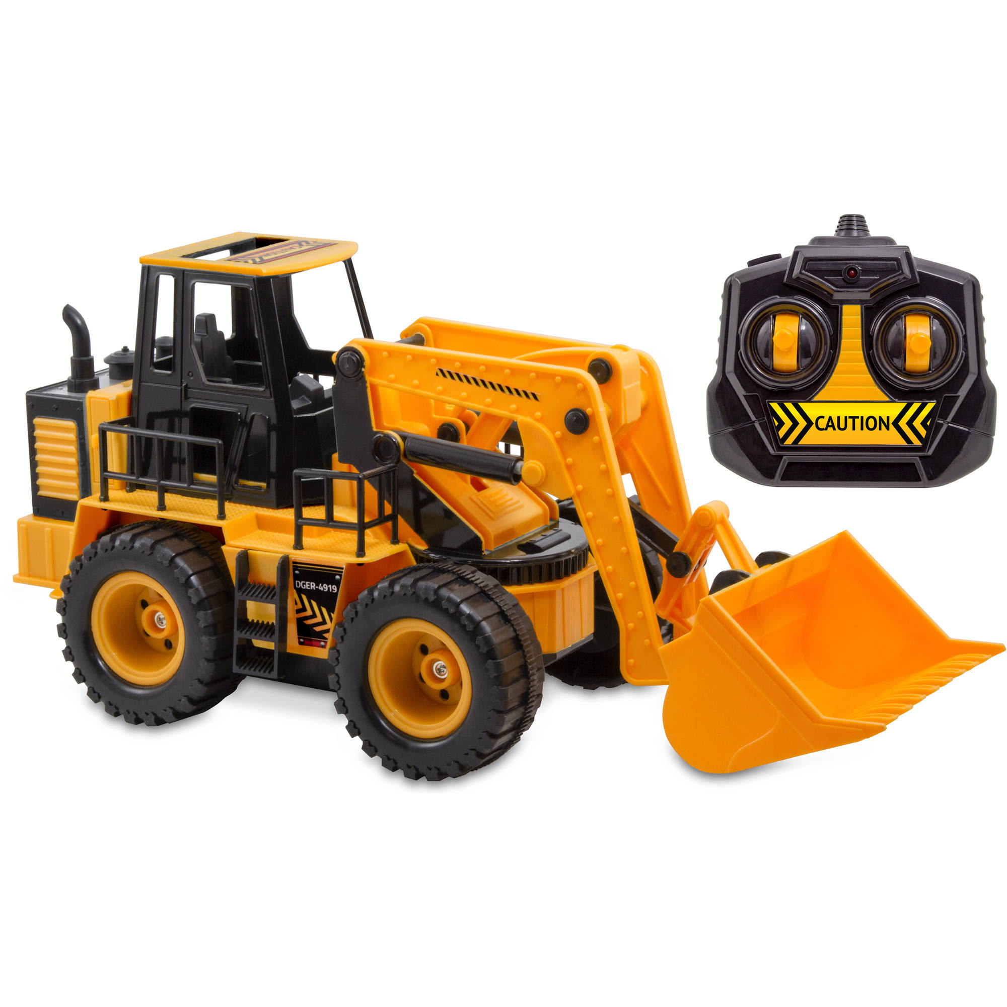 Kid Galaxy Radio Control Front Loader