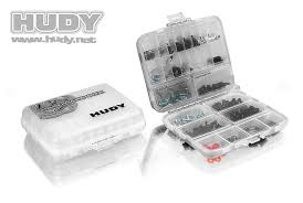 298011 boite de rangement compartiement hudy 110x80mm hudy