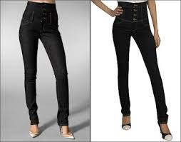 It Is Named As One Of The Popular For Women In Fashion Market Jeans