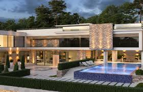 100 Rectangle House Amazing Modern Vacation Design Modern Exterior