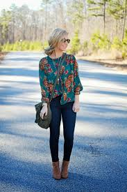 Simple But Fun And Stylish Ways To Wear Color For Spring Colorful Print