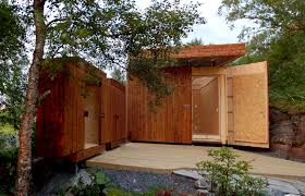 Tool Shed Bar Palm Springs Ca by Outbuilding Of The Week A See Through Shed On A Picturesque