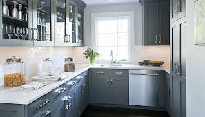 gray color kitchen cabinet modern style gray kitchen color ideas