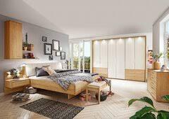 schlafzimmer mondo holzwerkstoff astkernbuche nachbildung