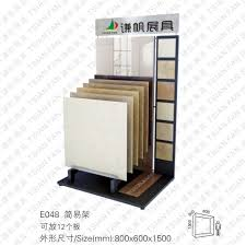 mosaic sle display stand e048 display rack ceramic tile