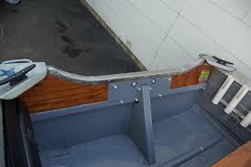 Dorsett Marine Vinyl Floor Canada by Where Can I Get The Aluminum Transom Cap Piece Strip On Top Of