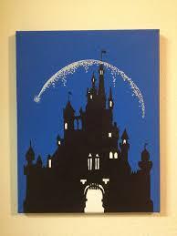 Best 25 Disney Canvas Art Ideas On Pinterest Painting
