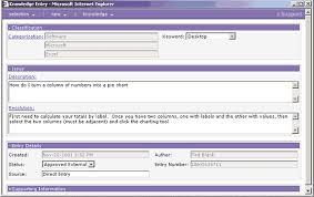perfect komputer kraft consulting bmc footprints service desk