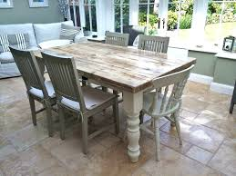 Farmhouse Table Set Fabulous Dining And Chairs Amusing Round Regarding Sets Plans Kitchen