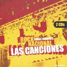 Letras del álbum Obras Cumbres Rock Nacional