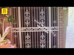 2017 Metal Security Doors Ideas Pros & Cons Using Metal