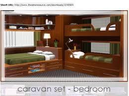 sims3 kit lit superposés fonctionnels les sims