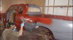 Painting Toyota Pick Up - YouTube Custom Paint On Truck Vehicles Contractor Talk Colorful Indian Truck Pating On Happy Diwali Card For Festival Large Truck Pating By Tom Brown Original Art By Tom The Old Blue Farm Pating Photograph Edward Fielding Randy Saffle In The Field Plein Air Adventures My Part 1 Buildings Are Cool Semi All Pro Body Shop Us Forest Service Tribute Only 450 Myrideismecom Tim Judge Oil Autos Pinterest Rawalpindi March 22 An Artist A