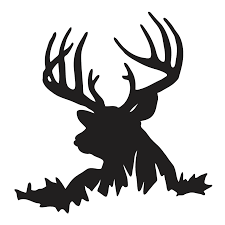 Deer Silhouette Decal Vinyl Sticker Hunting Sticker - Firearms, Fish ... Kc Vinyl Decals Graphics Signs Banners Custom Nice Buck Browning Deer Hunting Decal Hunter Head With Name Car Commander Sticker Truck Laptop Kayak Etc Family Vinyl Sticker Decal Car Window Decalkits Oh Mrigin Waterfowl For Trucksfunny Trucks For Bigbucklife At Superb We Specialize In Decalsgraphics And Whitetail Buck Hunting Truck Graphic
