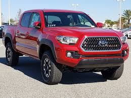 100 Truck Accessories Orlando New 2019 Toyota Tacoma TRD Off Road Double Cab In 9750048