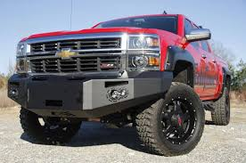 100 Truck Grill Guard Fab Fours 20142015 Chevy 1500 Winch Bumper W No