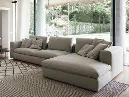 Crate And Barrel Axis Sofa by Land Sofa With Chaise Longue By Bonaldo Living Room Option 1