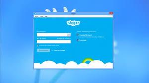 skype de bureau skype la version 6 0 et l application métro disponible frawin