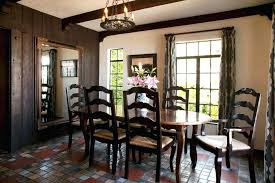 Houzz Small Dining Rooms Fireplace Mantels Room Traditional With Table Narrow