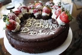 Chocolate Cheesecake Chocolate Covered Strawberries