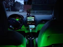 neon pour voiture exterieur mettre des leds bleu pour l intérieur de la voiture intérieur
