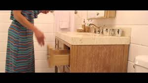 Ronbow Sinks And Vanities by Ronbow Newcastle Vanity In Vintage Honey Finish Youtube