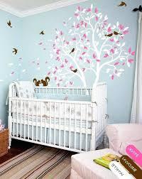 stickers panda chambre bébé stickers pour chambre bebe sur commande stickers arbre hibou et