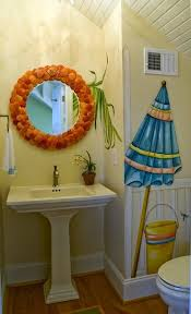 Pinterest Bathroom Ideas Beach by 21 Best Beach Scene On Walls Images On Pinterest Bathroom Ideas