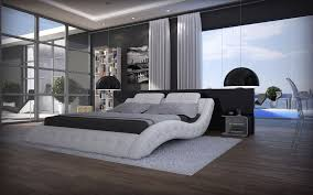 wasserbett mood in weiss luxusschlafzimmer schlafzimmer