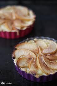 sonntagskuchen apfel pudding tartelettes einfache rezepte