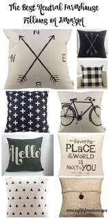 Pier One Outdoor Throw Pillows by Best 25 Neutral Pillows Ideas On Pinterest Decorative Pillows