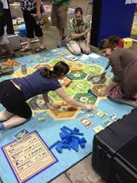 Large Settlers Of Catan