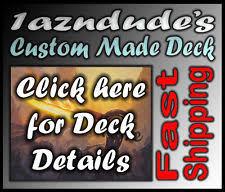 sliver deck ebay