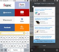 of the best browsers for iPhone and iPad